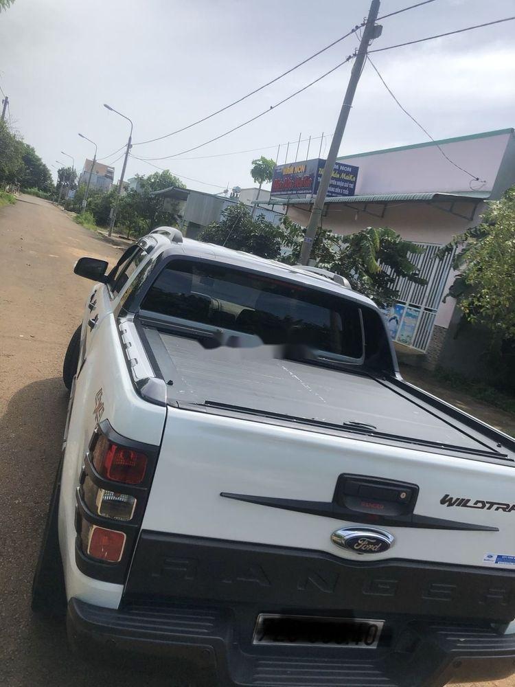 Xe Ford Ranger 3.2AT đời 2015, màu trắng, xe nhập  (5)
