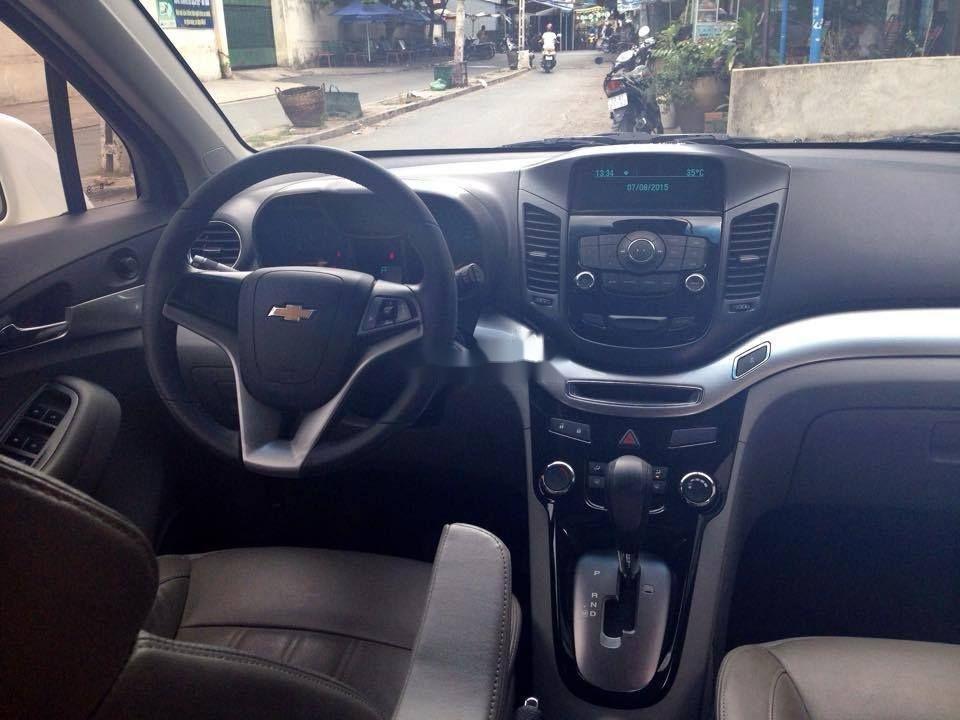 Cần bán lại xe Chevrolet Orlando sản xuất 2013, xe nguyên bản (6)