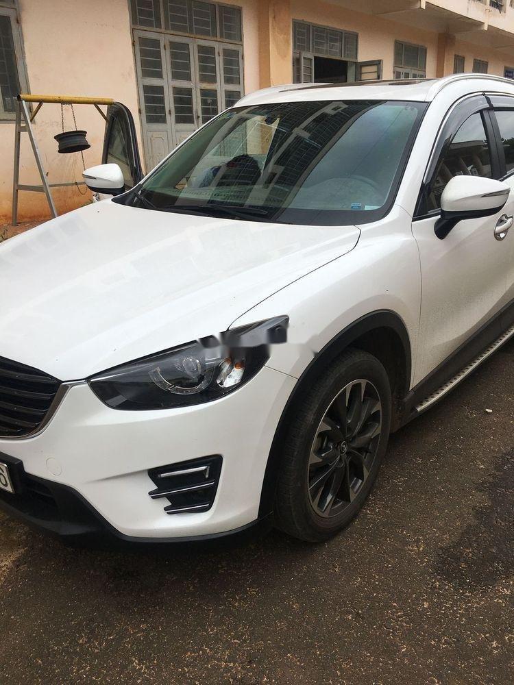 Bán xe Mazda CX 5 năm sản xuất 2017, xe nguyên bản (1)