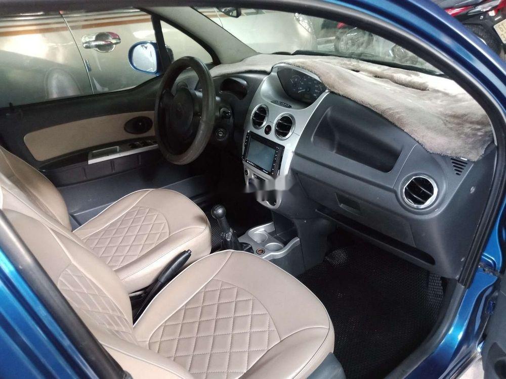 Bán Chevrolet Spark sản xuất 2009, màu xanh lục chính chủ  (8)