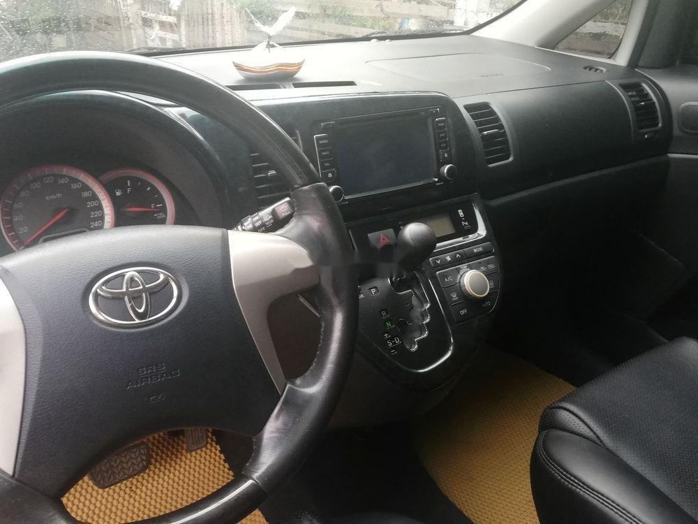 Bán Toyota Wish sản xuất năm 2009, xe nhập chính hãng, 425tr xe nguyên bản (7)