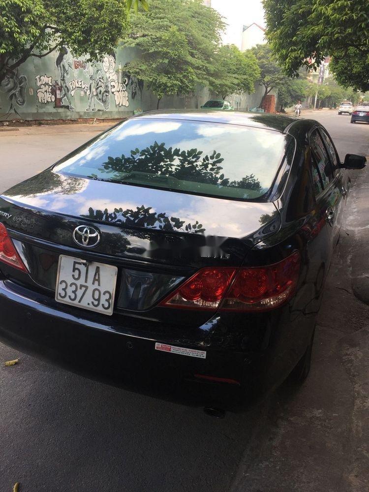 Bán Toyota Camry năm 2006, màu đen xe gia đình, giá tốt (5)
