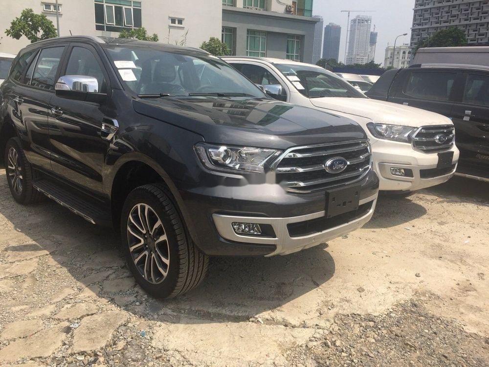 Bán ô tô Ford Everest đời 2019, màu đen, nhập khẩu nguyên chiếc (1)