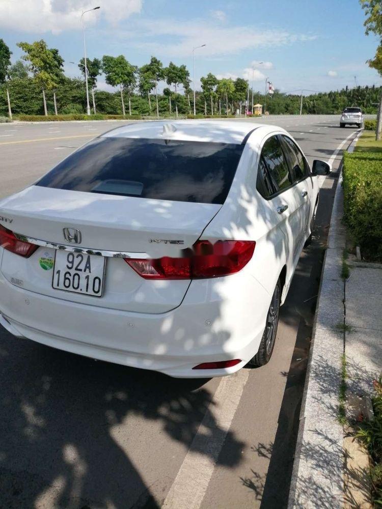 Bán ô tô Honda City năm sản xuất 2017, màu trắng, nhập khẩu chính chủ giá tốt (2)
