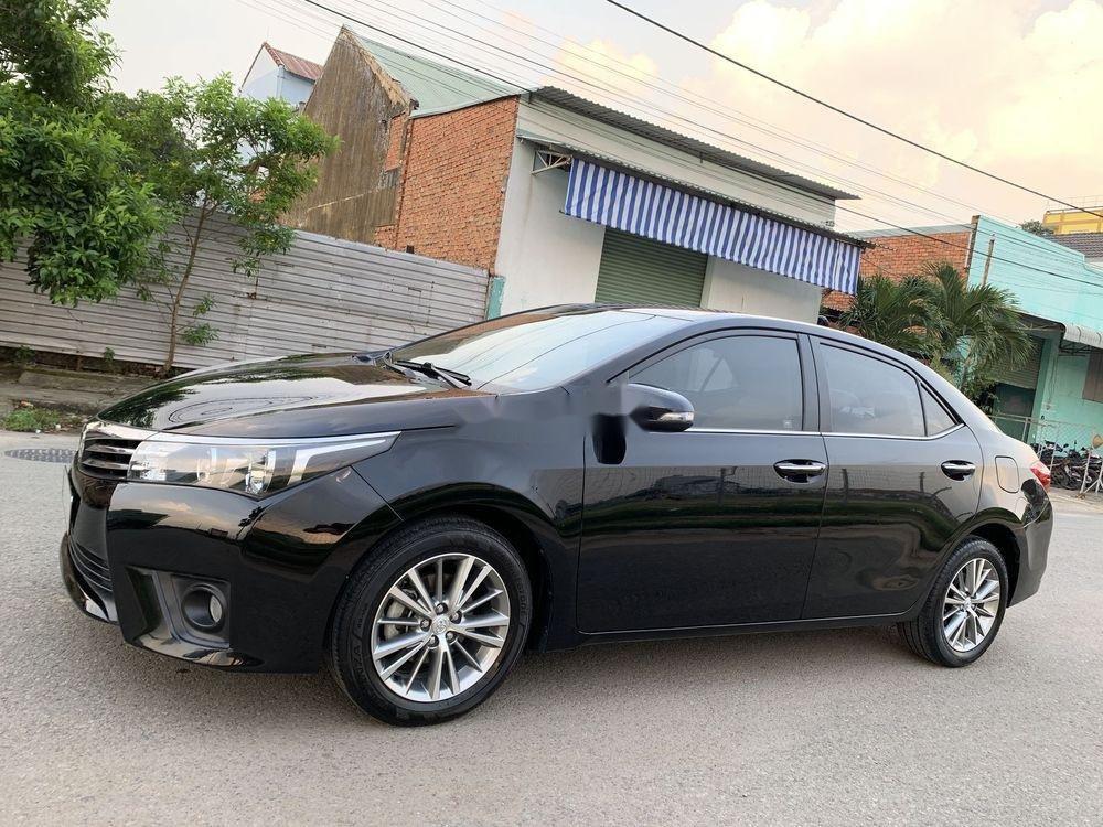 Cần bán gấp Toyota Corolla Altis năm 2015, xe nguyên bản (1)