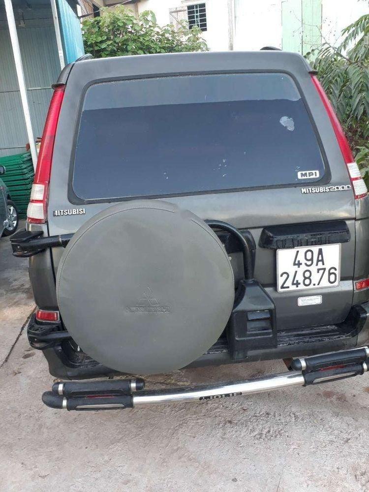 Bán xe Mitsubishi Jolie đời 2003 chính chủ (4)