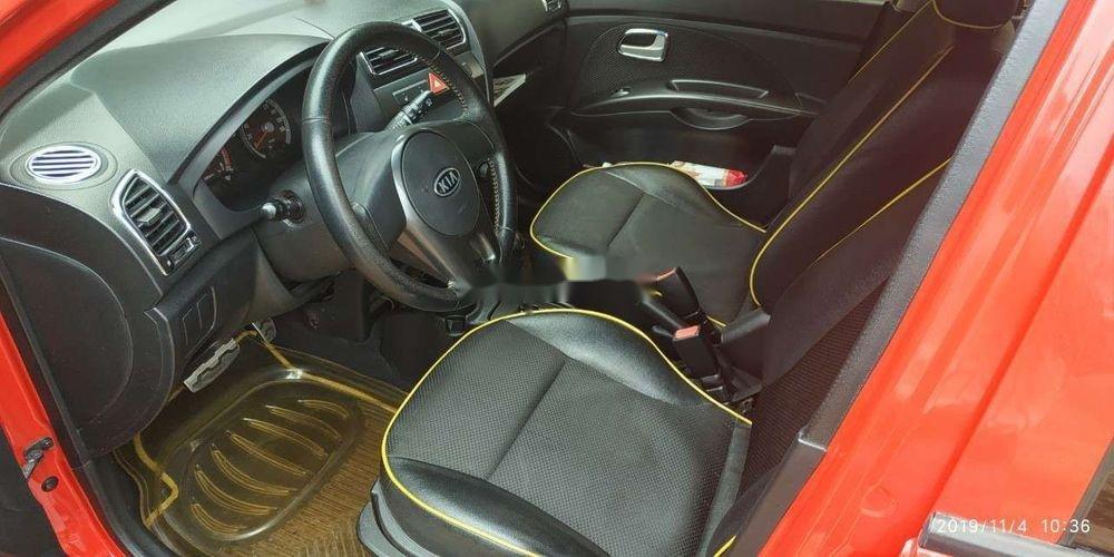 Cần bán gấp Kia Morning SLX năm sản xuất 2009, màu đỏ, xe nhập chính chủ, giá tốt (10)