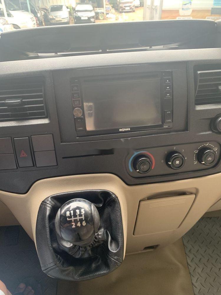 Cần bán Ford Transit đời 2014, màu bạc (8)