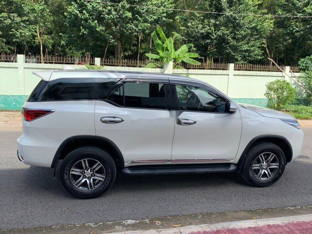 Cần bán xe Toyota Fortuner đời 2017, màu trắng, xe nhập chính hãng (3)