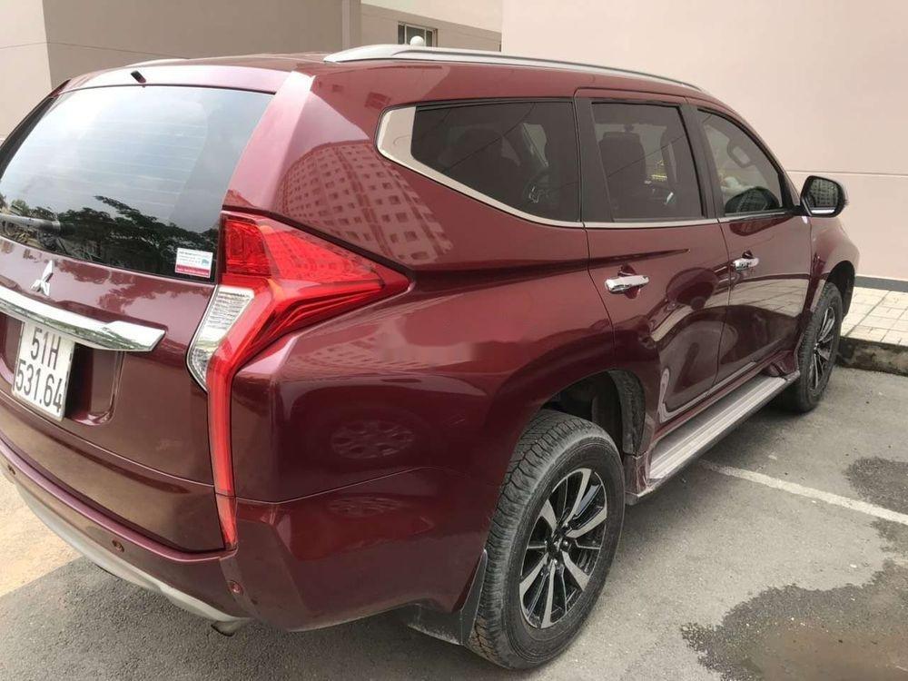 Bán Mitsubishi Pajero sản xuất 2019, nhập khẩu nguyên chiếc chính hãng (3)