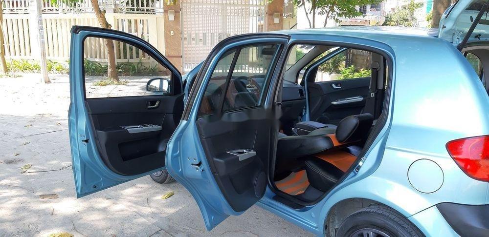 Bán Hyundai Getz năm sản xuất 2009, màu xanh lam, nhập khẩu chính hãng (7)