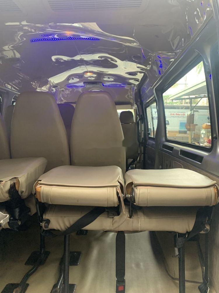 Cần bán Ford Transit đời 2014, màu bạc (11)