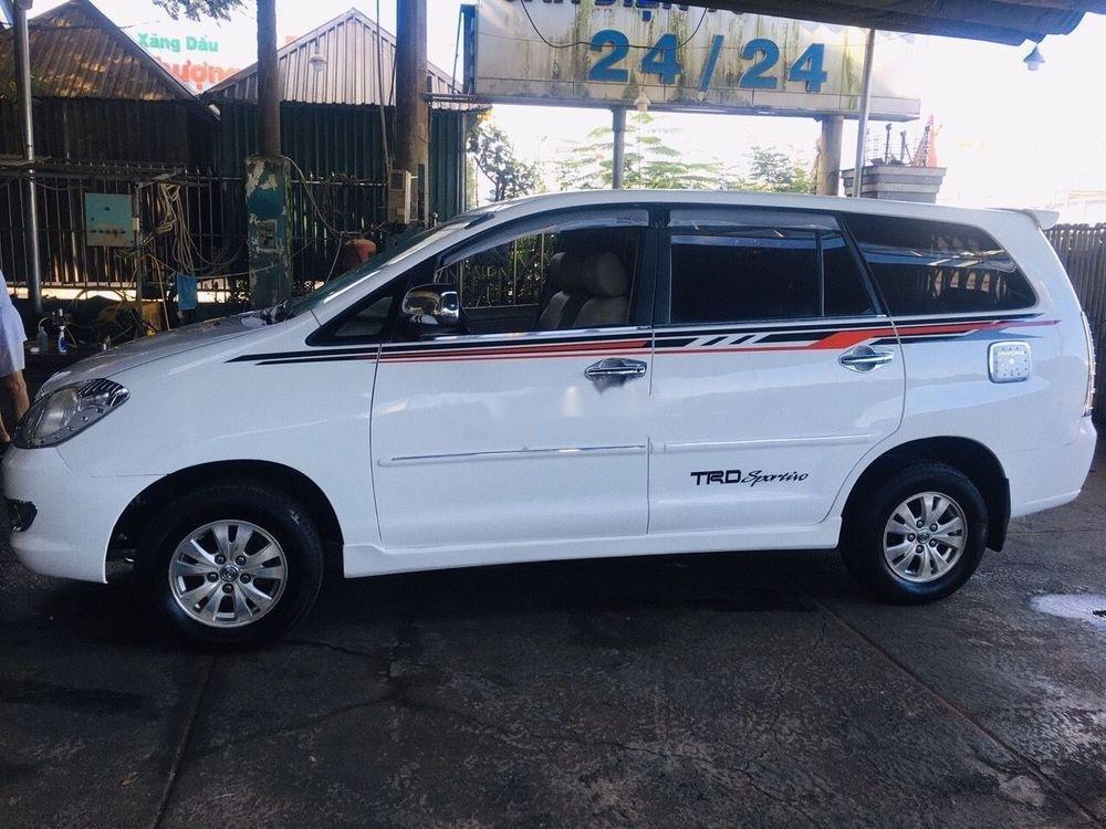 Cần bán Toyota Innova sản xuất năm 2008, xe nguyên bản (4)