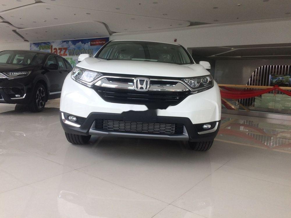 Cần bán Honda CR V 2019, nhập khẩu, khuyến mại hấp dẫn (1)