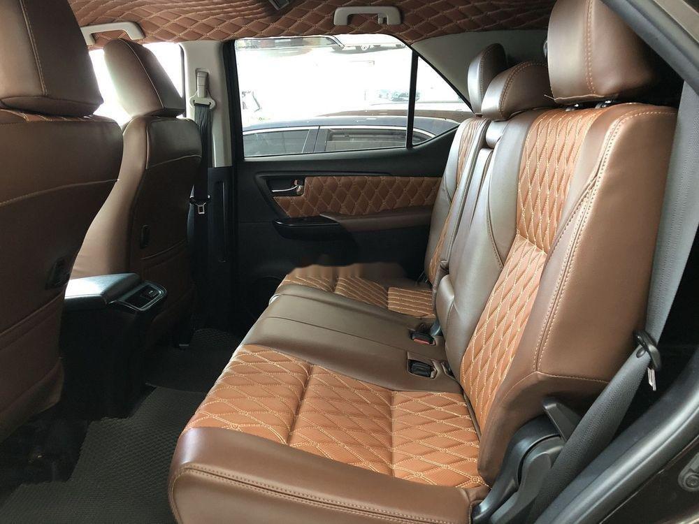 Bán xe Toyota Fortuner sản xuất năm 2017, xe nhập chính hãng (8)
