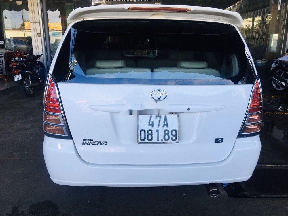 Cần bán Toyota Innova sản xuất năm 2008, xe nguyên bản (6)