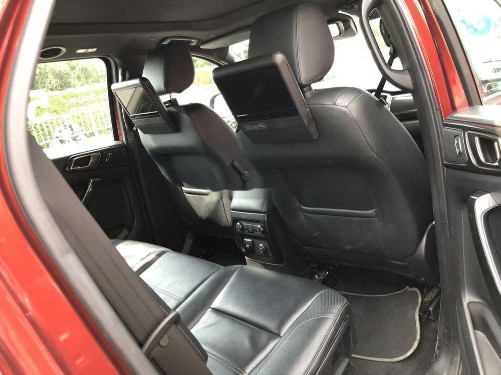 Bán Ford Everest sản xuất 2018, màu đỏ, nhập khẩu nguyên chiếc (11)