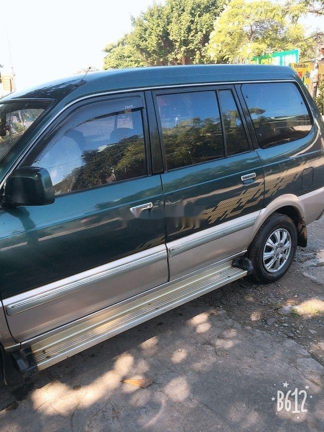 Cần bán xe Toyota Zace đời 2005, nhập khẩu xe gia đình giá cạnh tranh, xe nguyên bản (2)