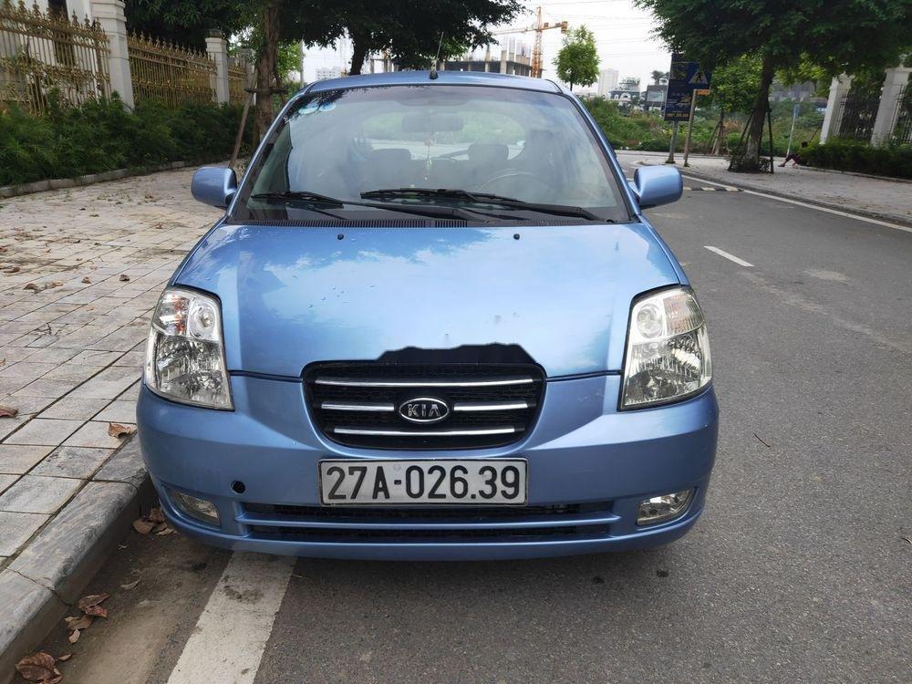 Bán ô tô Kia Morning sản xuất năm 2008, nhập khẩu, 133 triệu xe nguyên bản (2)