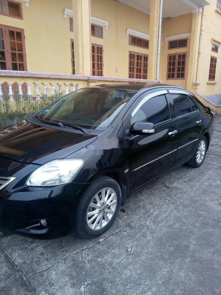 Bán Toyota Vios năm 2010, màu đen, giá tốt (7)