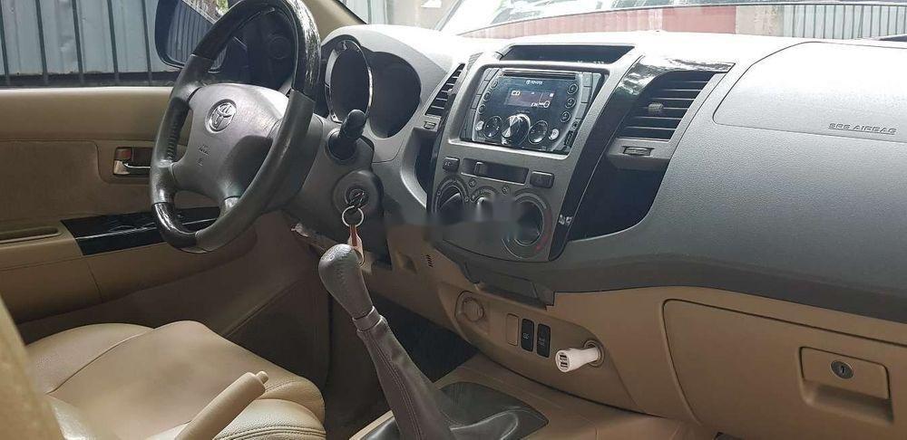 Cần bán xe Toyota Fortuner sản xuất năm 2011, màu đen số sàn (6)