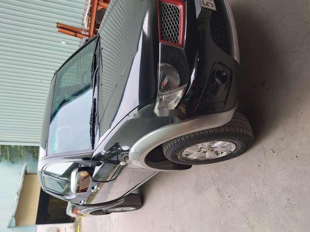 Cần bán xe Mitsubishi Triton sản xuất năm 2010, màu đen, nhập khẩu nguyên chiếc, giá tốt (6)