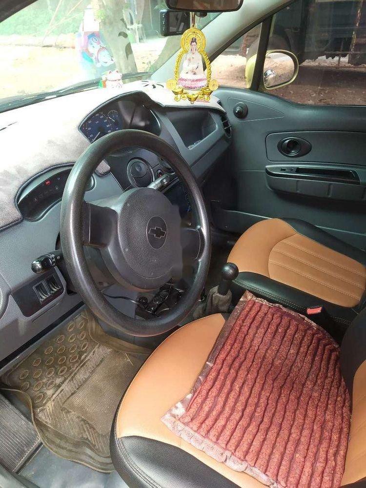 Bán ô tô Chevrolet Spark Van sản xuất 2009, xe nhập (3)