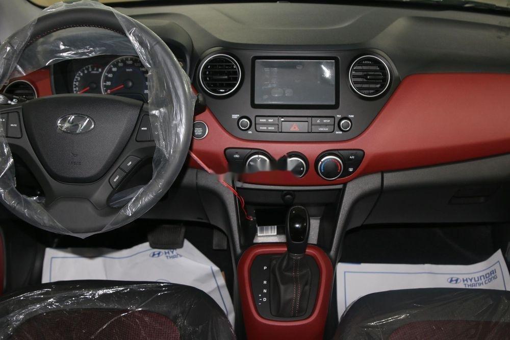 Bán Hyundai Grand i10 sản xuất năm 2019, màu xanh lam, 330 triệu (3)