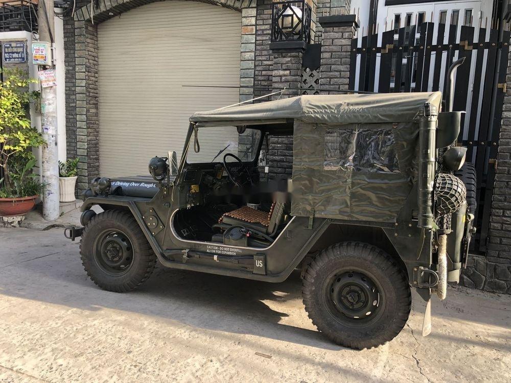 Bán Jeep A2 đời 1984, nhập khẩu, xe nguyên bản (3)