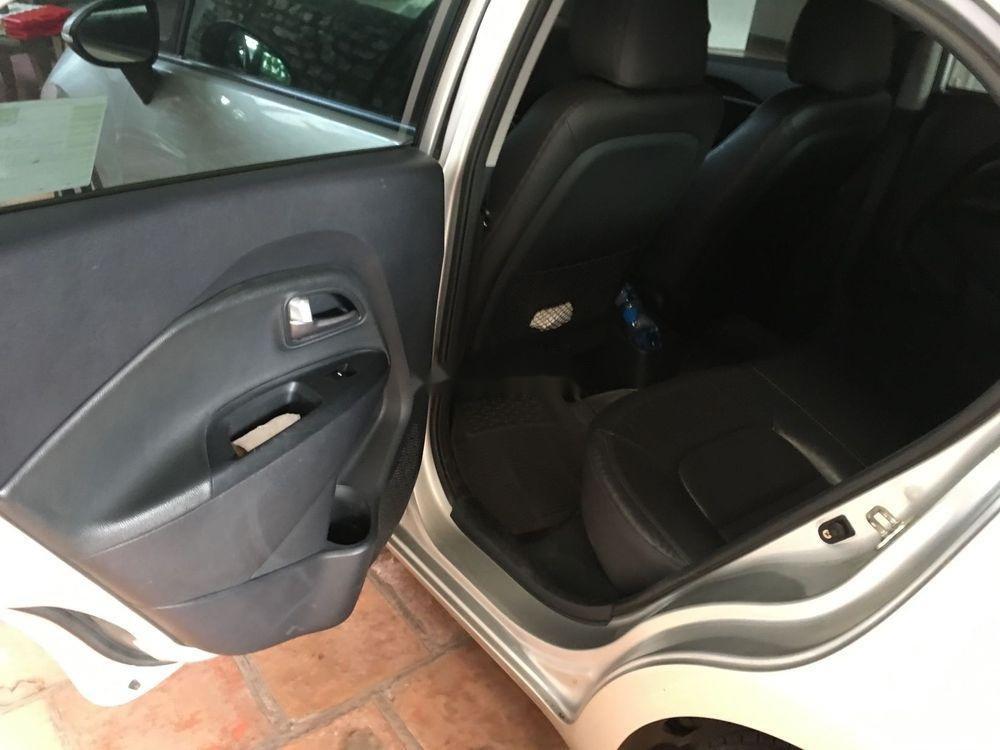 Bán ô tô Kia Rio AT đời 2012, màu bạc, xe nhập  (7)