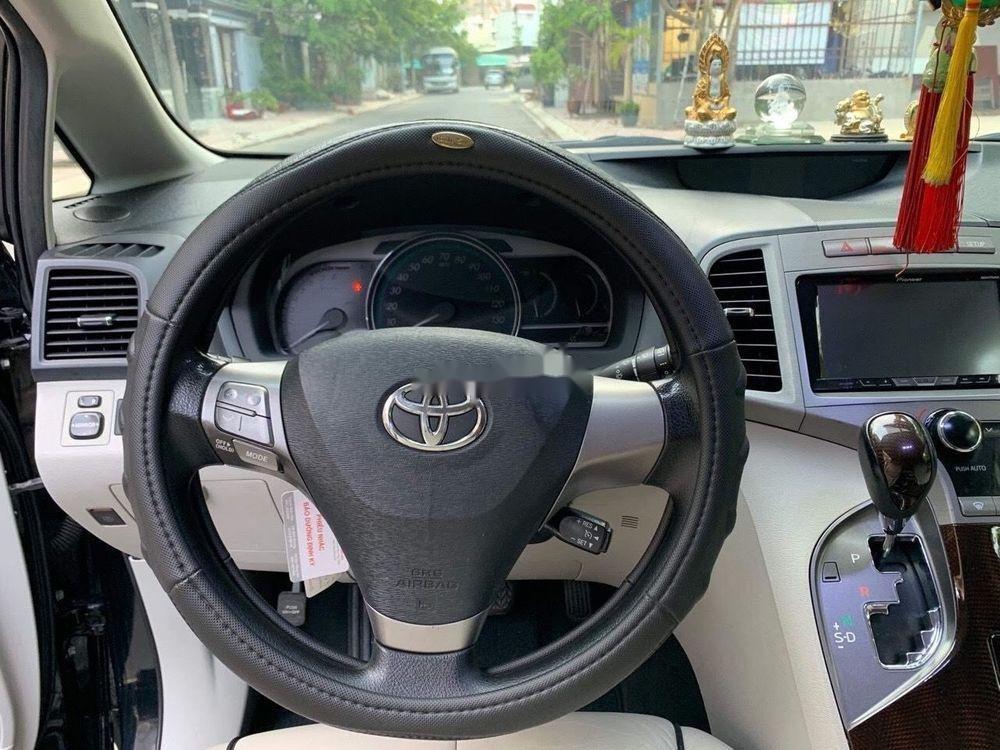 Cần bán lại xe Toyota Venza sản xuất năm 2009, màu đen chính chủ (8)