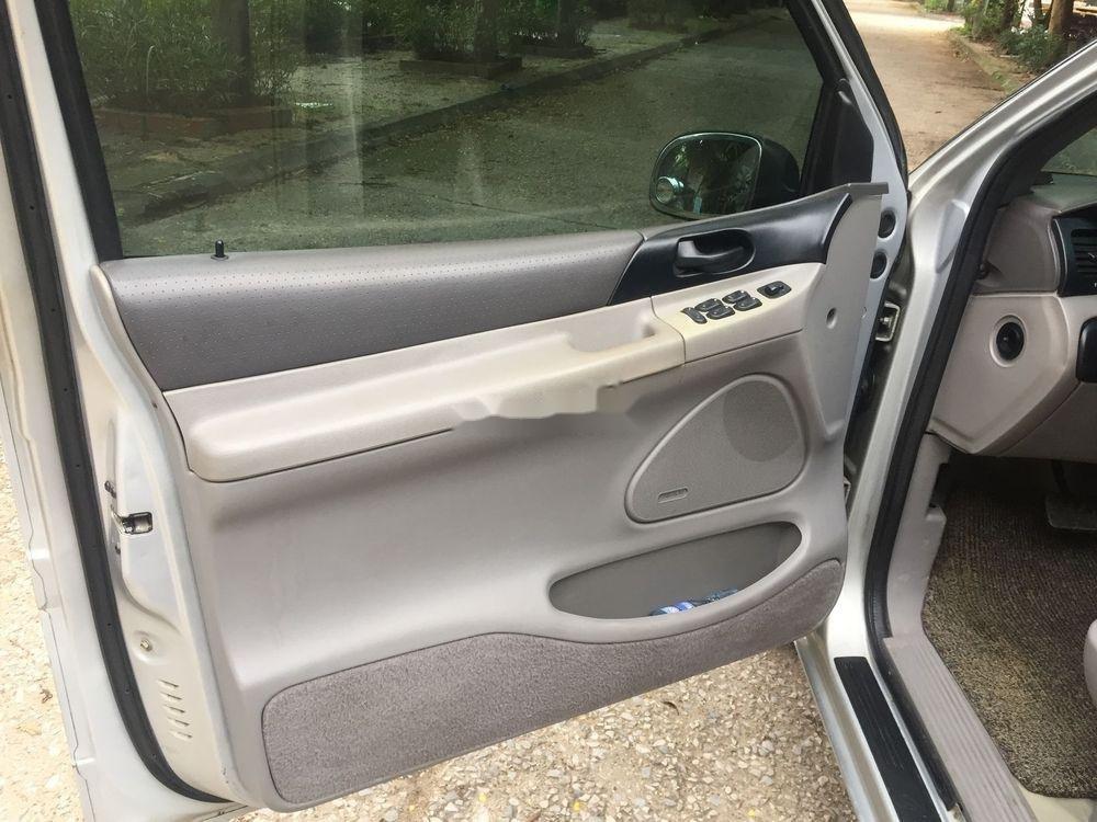 Bán Ford Wind Star Limousine đời 2001, màu bạc, nhập khẩu, giá rẻ (10)
