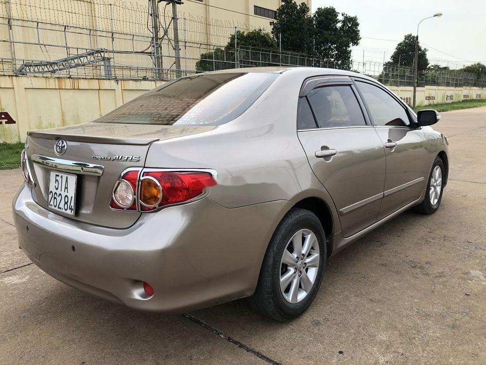 Bán Toyota Corolla Altis AT đời 2009 giá cạnh tranh (6)
