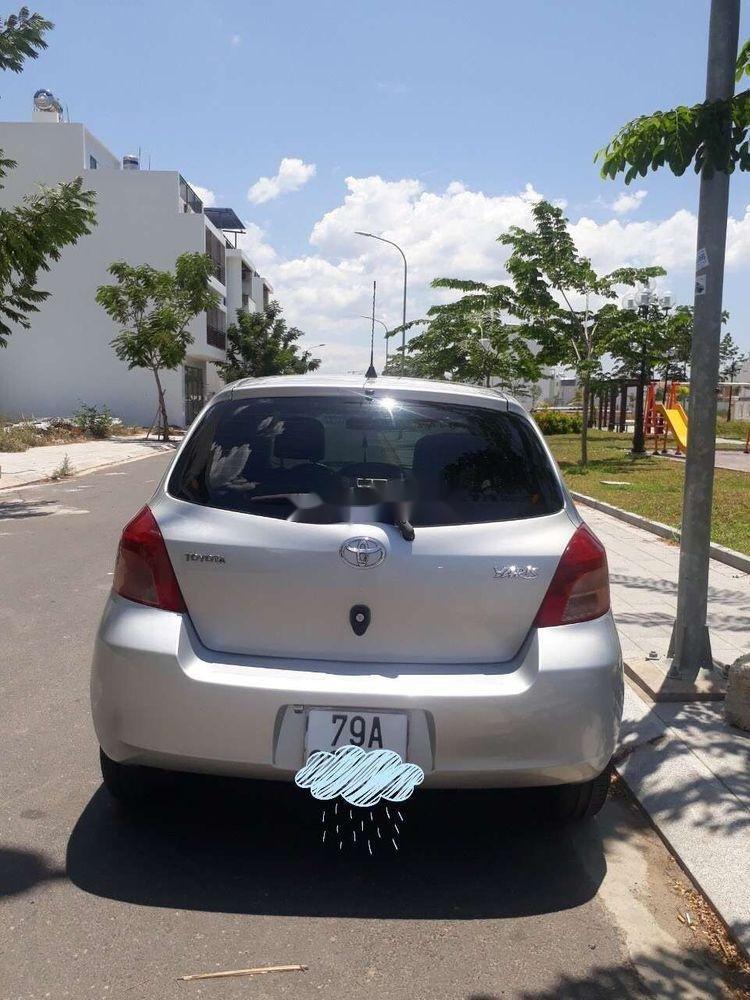 Bán Toyota Yaris AT sản xuất 2007, màu bạc, xe nhập (3)
