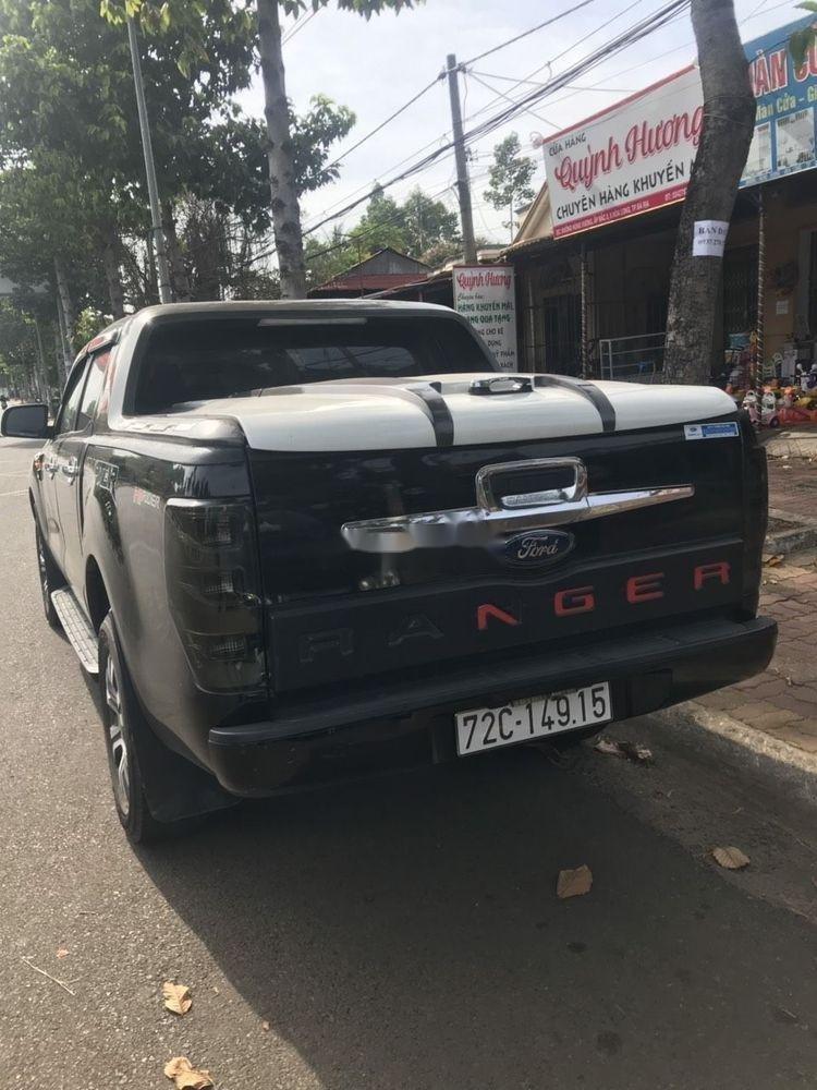 Bán xe Ford Ranger đời 2017, màu đen, xe nhập chính hãng (2)