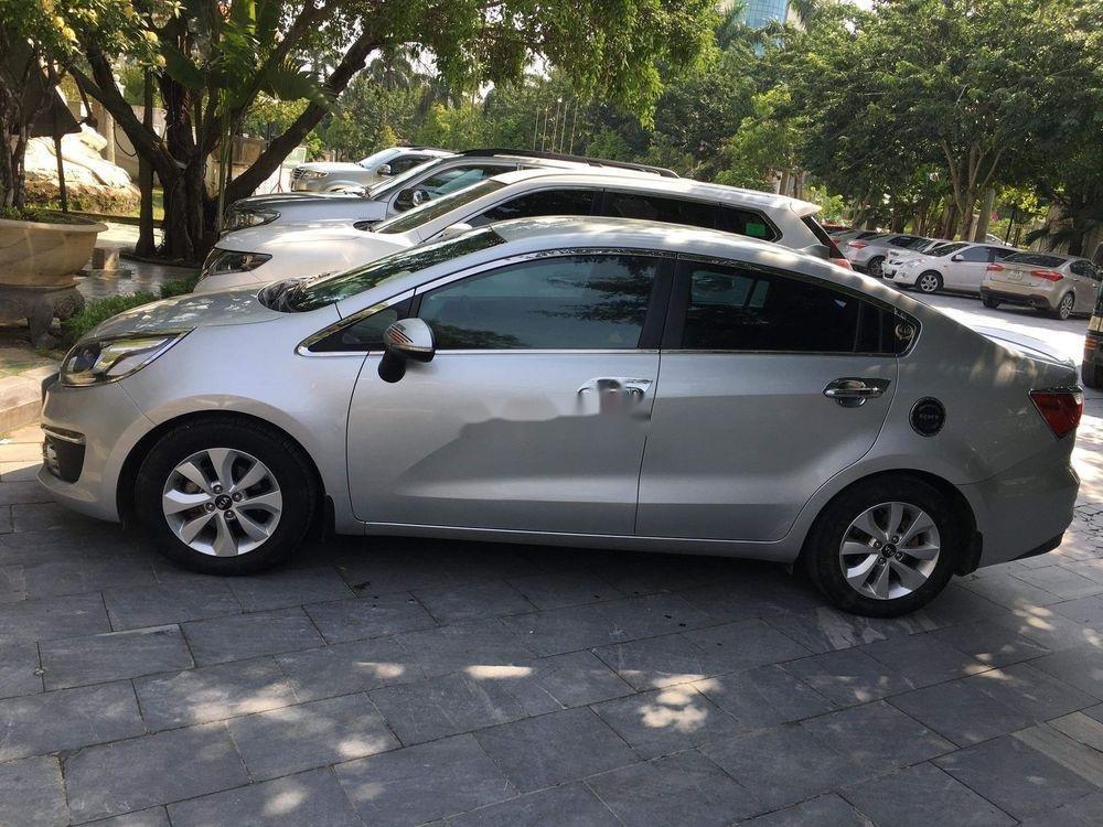 Bán ô tô Kia Rio 2015, màu bạc, nhập khẩu, giá chỉ 415 triệu (3)