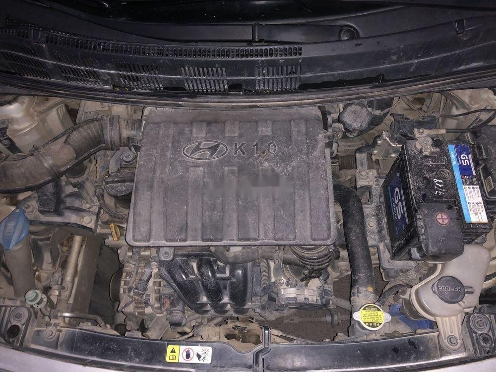 Bán Hyundai Grand i10 đời 2014, màu bạc, nhập khẩu nguyên chiếc, giá tốt (5)