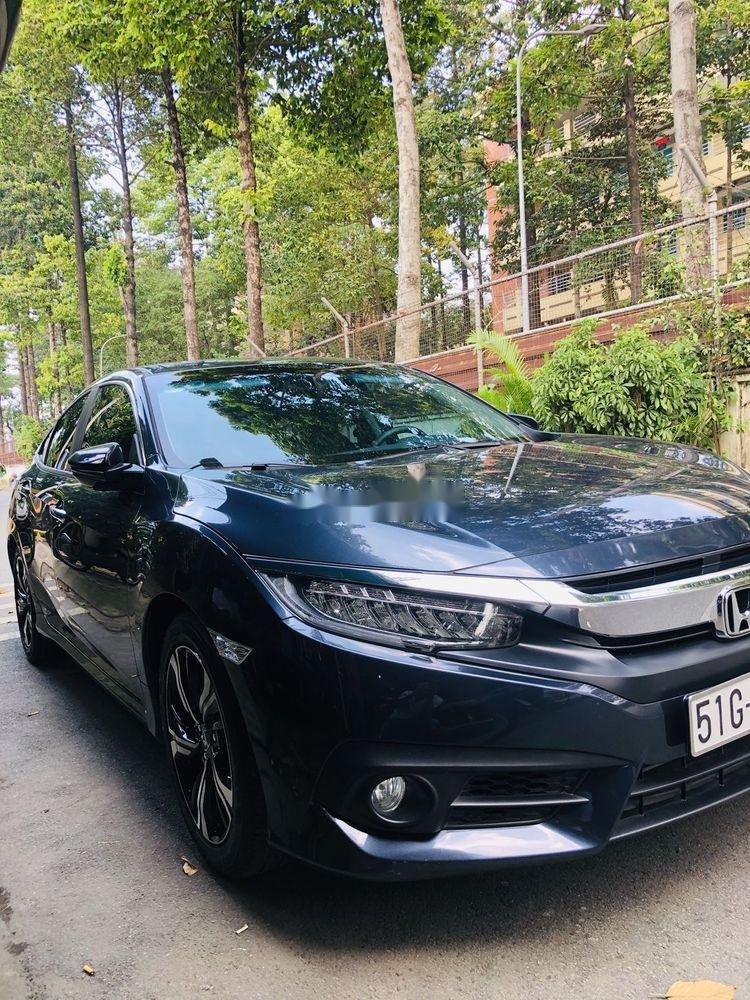 Cần bán gấp Honda Civic đời 2017 xe gia đình, 835tr, xe nguyên bản (4)