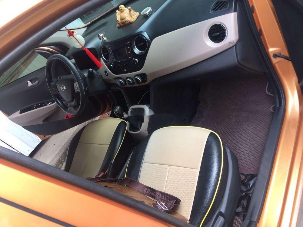Bán ô tô Hyundai Grand i10 năm sản xuất 2014, xe nhập chính hãng (6)