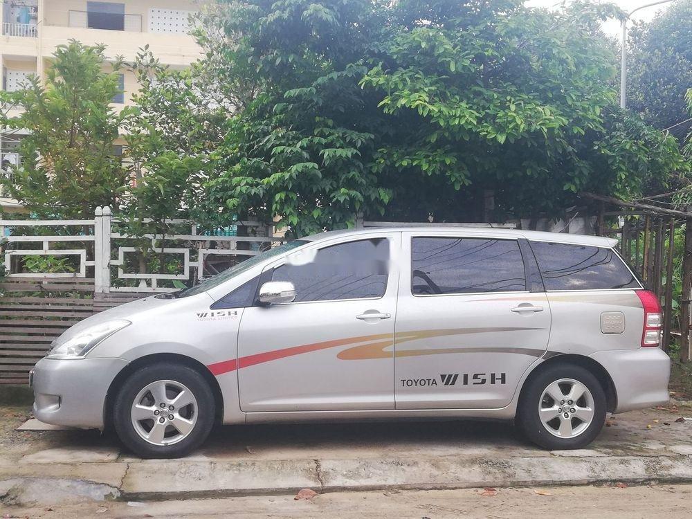Bán Toyota Wish sản xuất năm 2009, xe nhập chính hãng, 425tr xe nguyên bản (1)