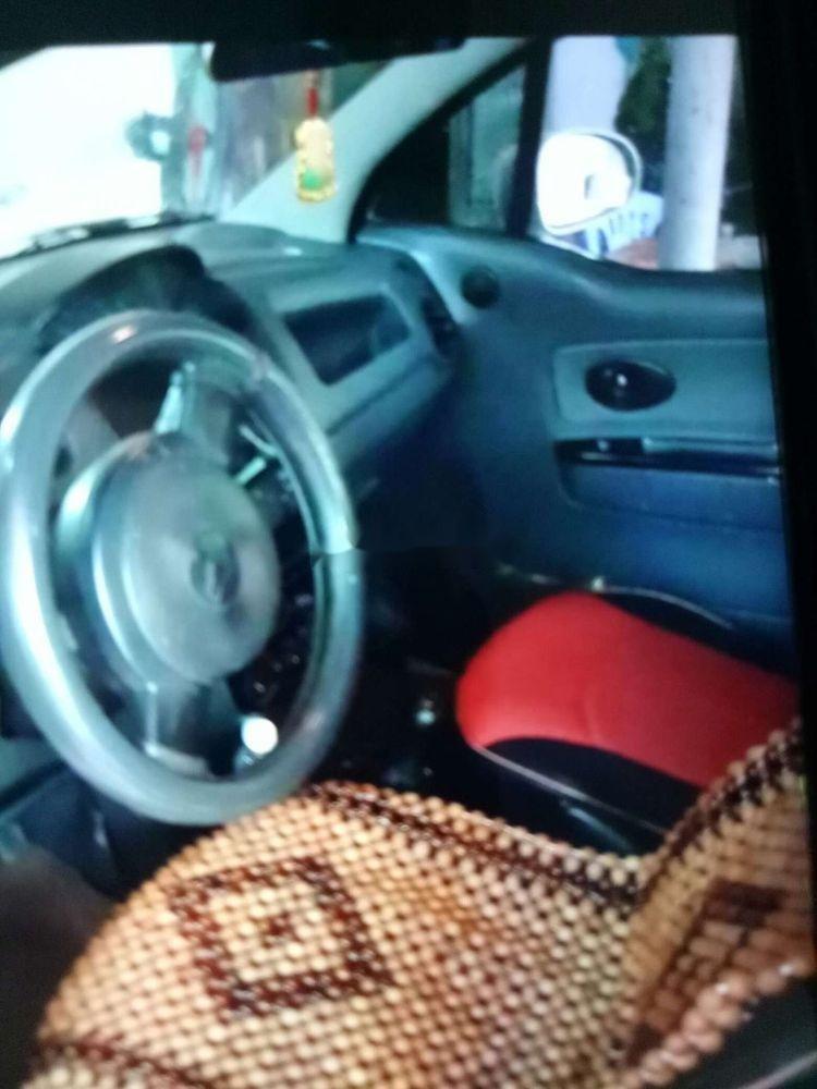 Bán Chevrolet Spark đời 2009, màu trắng, giá 92tr (5)