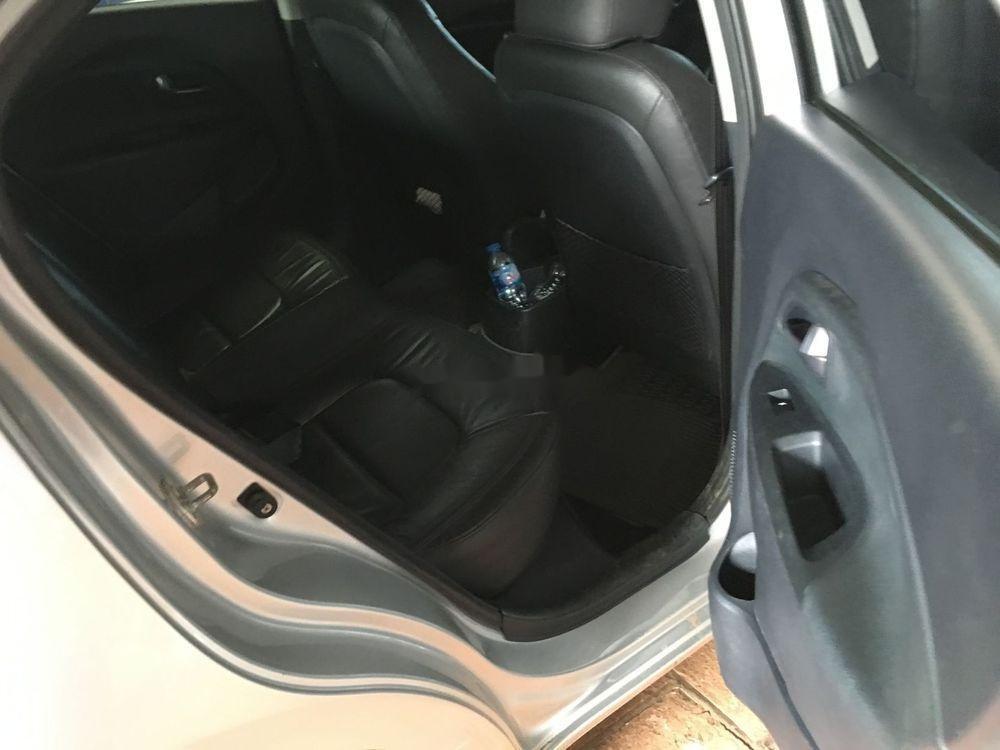 Bán ô tô Kia Rio AT đời 2012, màu bạc, xe nhập  (5)