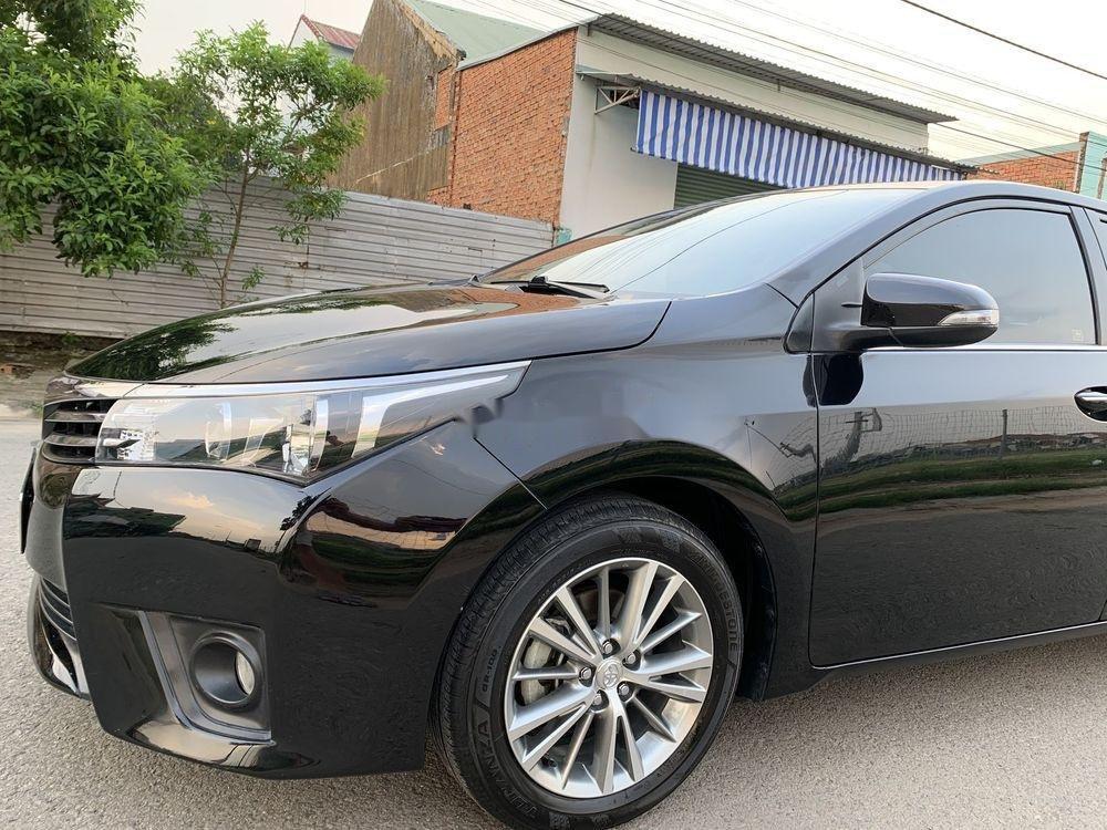 Cần bán gấp Toyota Corolla Altis năm 2015, xe nguyên bản (3)