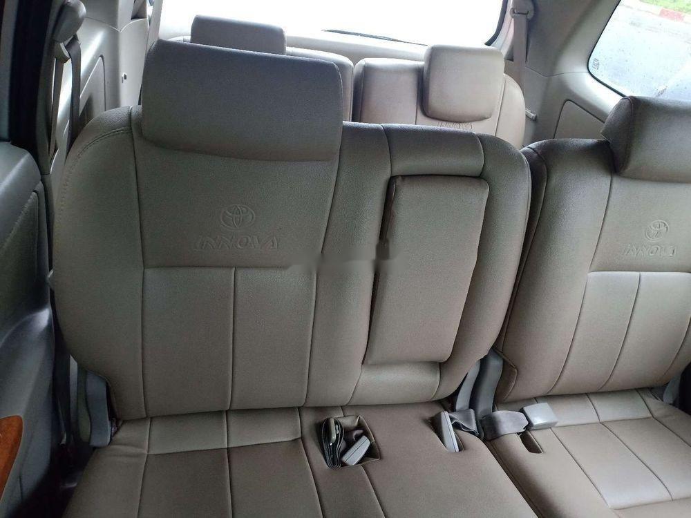 Cần bán lại xe Toyota Innova G đời 2009, màu bạc (3)