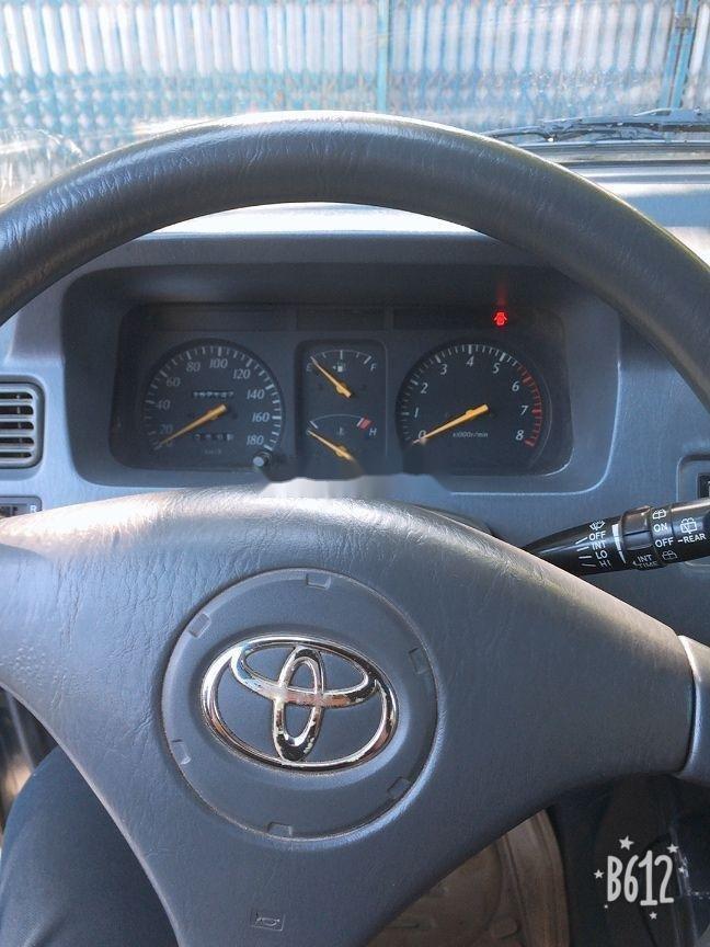 Cần bán xe Toyota Zace đời 2005, nhập khẩu xe gia đình giá cạnh tranh, xe nguyên bản (5)