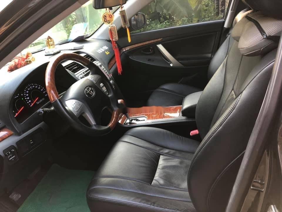 Bán Toyota Camry 2009, màu đen, nhập khẩu  (2)