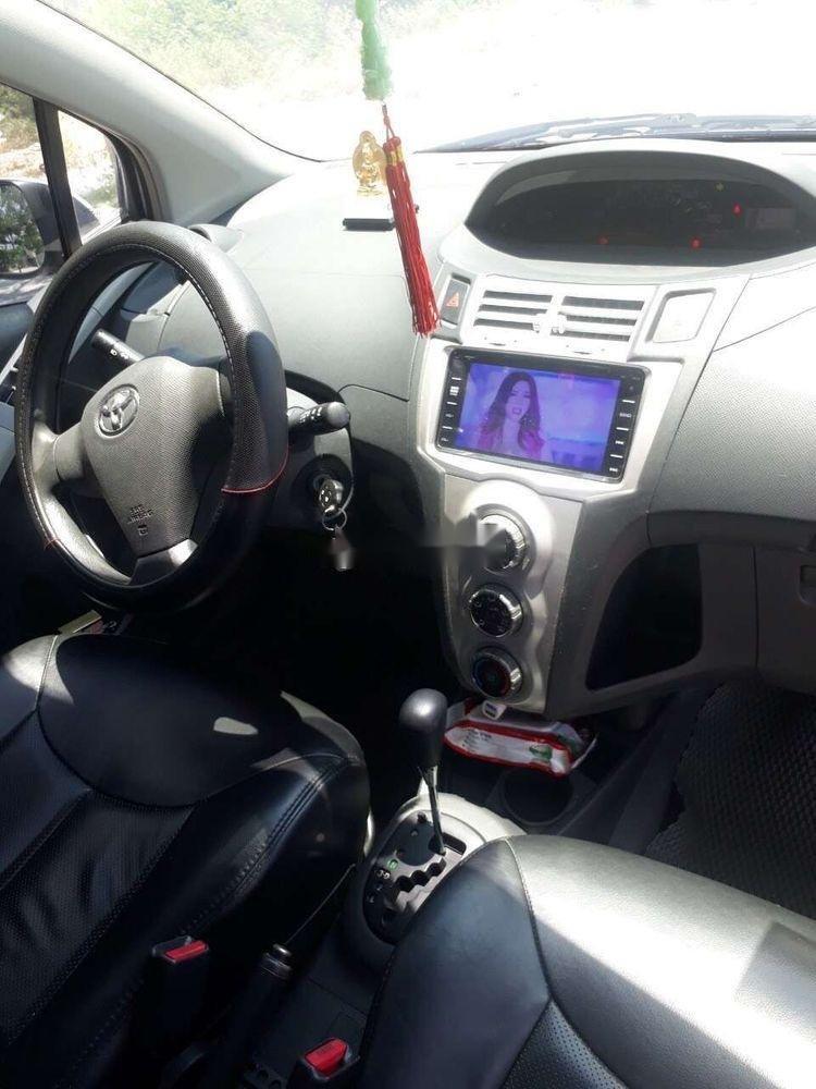 Bán Toyota Yaris AT sản xuất 2007, màu bạc, xe nhập (5)