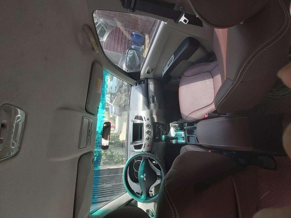 Cần bán xe Mitsubishi Triton sản xuất năm 2010, màu đen, nhập khẩu nguyên chiếc, giá tốt (7)