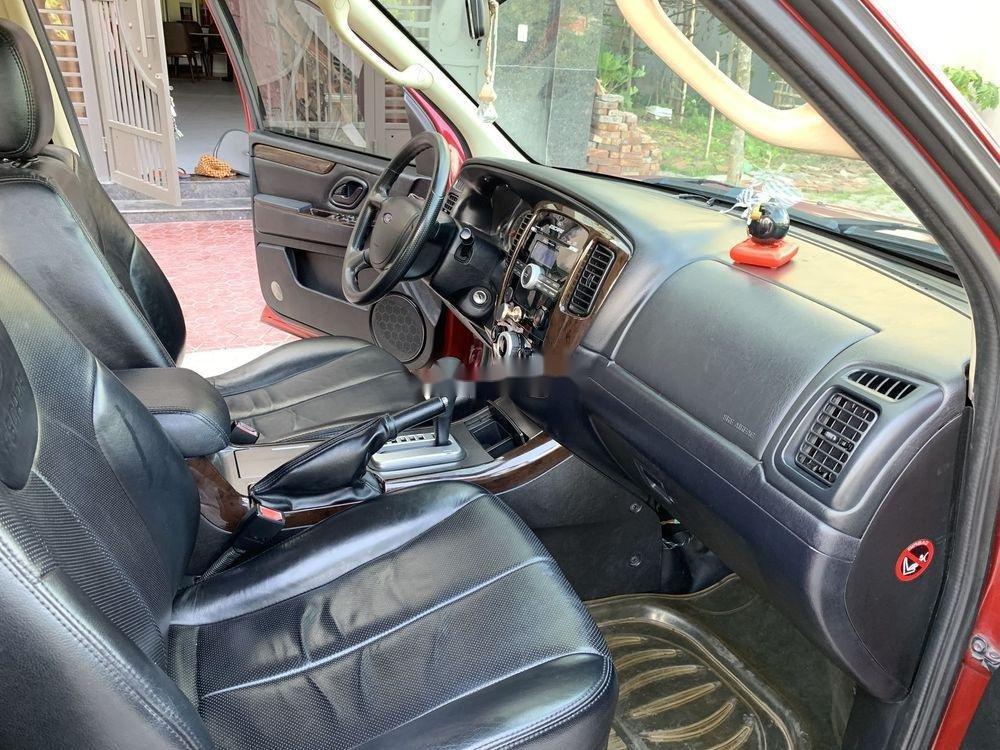 Bán Ford Escape 2011, màu đỏ, nhập khẩu số tự động, giá tốt (12)