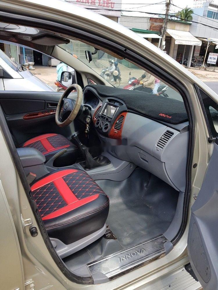 Bán Toyota Innova năm 2008 xe nguyên bản (3)